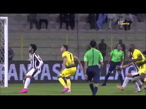 Al Wasl 2 x Jazira 2 AG League 08 01 2016  Goals