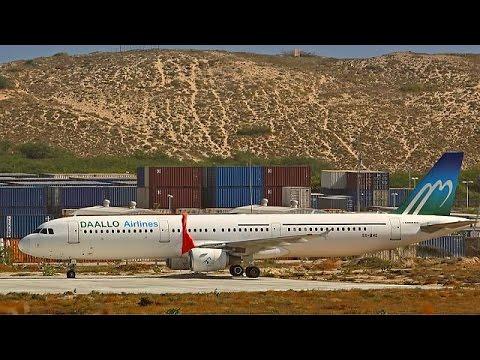 Σομαλία: Ερωτήματα για τη βόμβα που είχε τοποθετηθεί σε αεροσκάφος