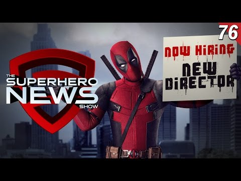 Superhero News #76: Tim Miller Exits Deadpool 2 видео