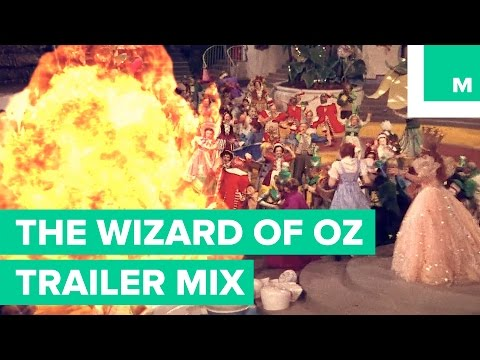 The Wizard of Oz directed by Michael Bay is not a real thing, but it looks awesome in this re-imagined trailer.