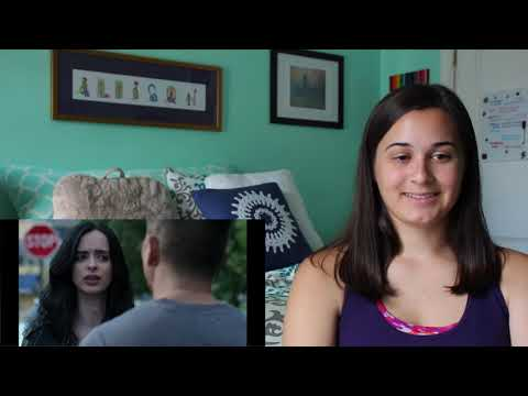 "Jessica Jones 2x05 ""AKA The Octopus"" Reaction"
