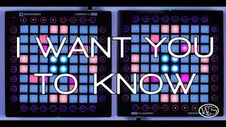 Aug 10, 2017 ... Nevs Play- Zedd; Selena Gomez - I Want You To Know (Launchpad Pro Cover) - nDuration: 4:01. An Nguyễn Đăng 4,623 views · 4:01 · Zedd - I...
