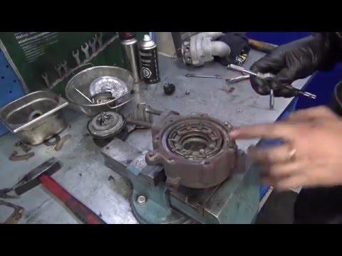 Хендай старекс турбина ремонт своими руками