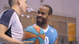 Hightlits of the match — VTB United league: «Astana» vs «Kalev»