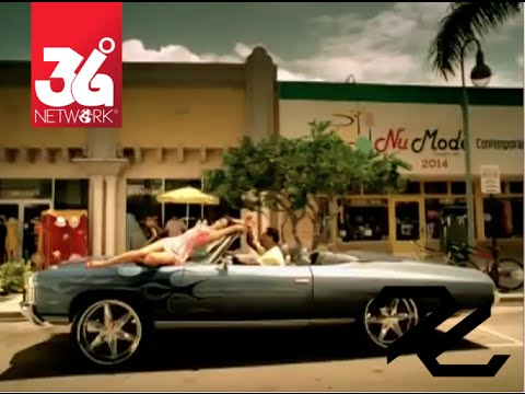Zion Ft. Akon -   The Way She Moves [Video Oficial]