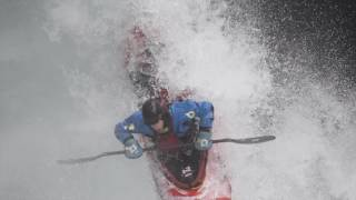 Dave Fusilli kayaking from Toppenish, Washington by Five Ten