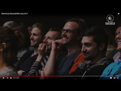 Aftermovie Mountainfilm Graz 2017 (видео)