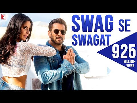 Download Swag Se Swagat Song | Tiger Zinda Hai | Salman Khan | Katrina Kaif | Vishal & Shekhar, Irshad, Neha hd file 3gp hd mp4 download videos