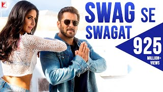 Video Swag Se Swagat Song | Tiger Zinda Hai | Salman Khan | Katrina Kaif | Vishal Dadlani | Neha Bhasin MP3, 3GP, MP4, WEBM, AVI, FLV Januari 2018