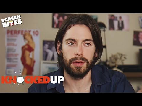 Knocked Up | Jokes About Beards | Seth Rogan and Martin Starr