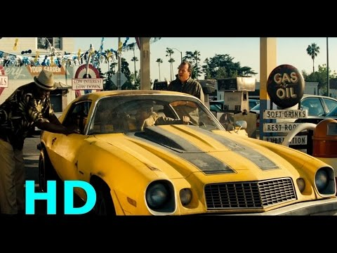 Getting Chosen By A Car,School & Funding - Transformers-(2007) Movie Clip Blu-ray HD Sheitla