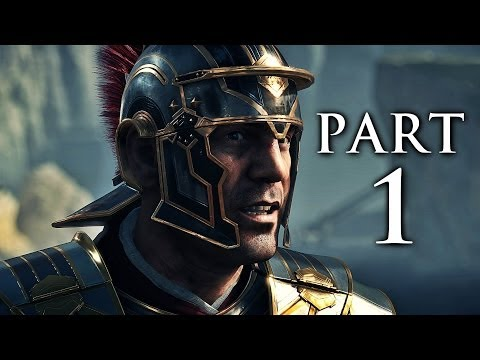 Ryse Son of Rome Gameplay Walkthrough Part 1 – The Beginning (XBOX ONE)