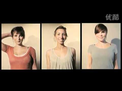 三個女人的震奶舞,你喜歡哪一個?