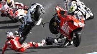 Kumpulan Kecelakaan Motogp terparah di dunia
