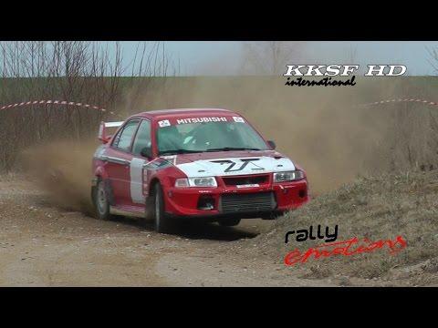 Rally practice (Rallija treniņi) - 12.04.2015.