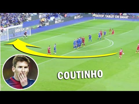 Philippe Coutinho - Top 10 Unforgettable Goals