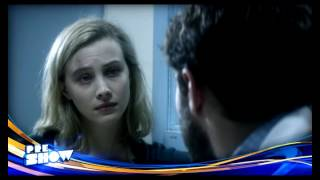 Nonton Sarah Gadon And Jamie Dornan Interview 9th Life Of Louis Drax Film Subtitle Indonesia Streaming Movie Download