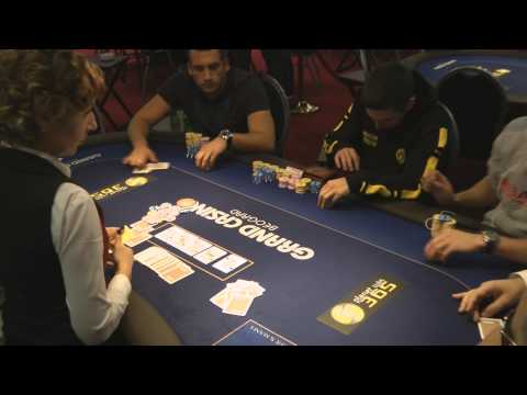 Danube Poker Masters 5: Main Event Hand #015_Legjobb pker videk