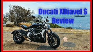 9. Ducati XDiavel S Test Ride and Review