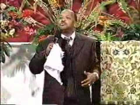 The Chase is On - Bishop Alfred Owens