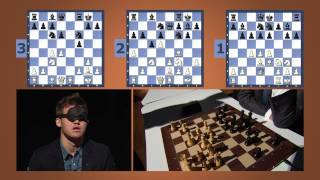 Video [FULL VERSION] Magnus Carlsen Blind & Timed Chess Simul at the Sohn Conference in NYC MP3, 3GP, MP4, WEBM, AVI, FLV Desember 2018