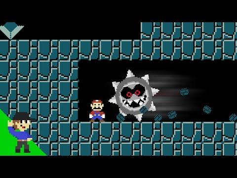 Level UP: Mario's Death Trap Mayhem