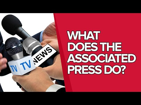 What does the Associated Press do? - Press Release Q&A