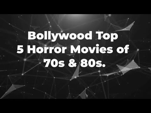 Bollywood | Top 5 Horror Movies of 70s and 80s