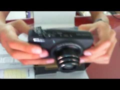 Nikon Coolpix S9200 Unboxing