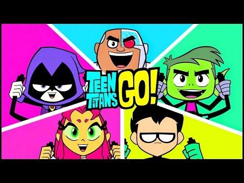 Teen Titans Go Full Episode | Robin - Cyborg - Raven [Cartoon Network Teen Titans Go Episode]