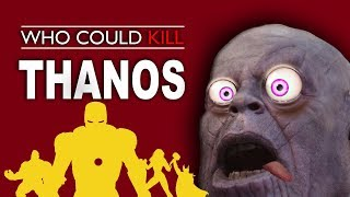 Video Who Can Beat Thanos Alone? Solo Infinity War MP3, 3GP, MP4, WEBM, AVI, FLV Desember 2018