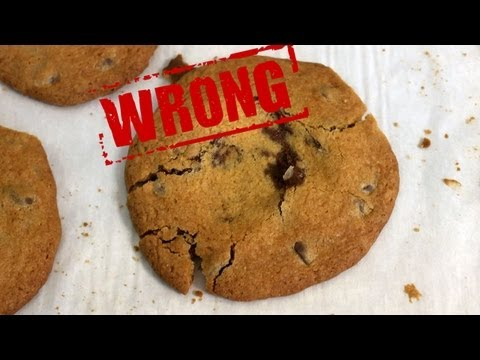 Cookies - Everyone loves chocolate chip cookies, but baking them from scratch can be tricky. Even a tiny misstep can result in dried-out, crumbly, hard-as-rock cookies...