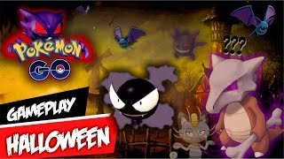 Pokémon GO Halloween Easter Eggs + Gameplay Durante O Dia + Lure & Teorias by Pokémon GO Gameplay