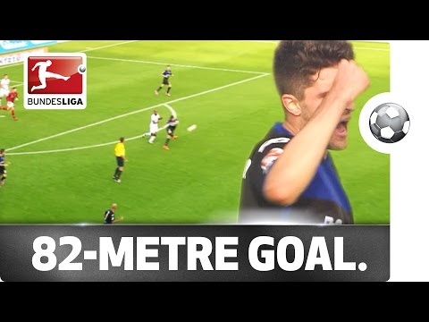 bundesliga: gol-record da 82 metri di moritz stoppelkamp