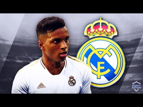 RODRYGO - Welcome To Madrid - Insane Skills, Goals & Assists - 2019 (HD)