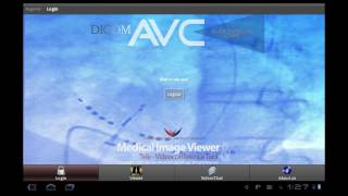 DICOM-AVC Version 2.1 YouTube video