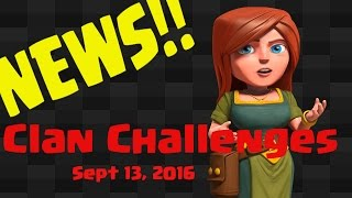 Clan Challenges