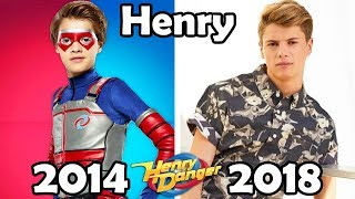 Video Henry Danger Before and After 2018 (Then and Now) MP3, 3GP, MP4, WEBM, AVI, FLV Maret 2018