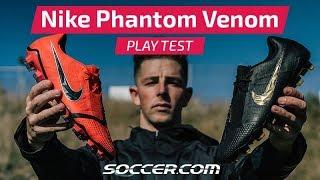 Nike Phantom Venom Play Test and Review On Field