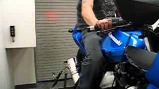 10. 2008 Kawasaki Ninja 250R with a Yoshimura Full Exhaust Syste