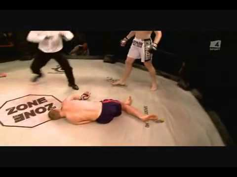 Incredible MMA Knockouts Mix