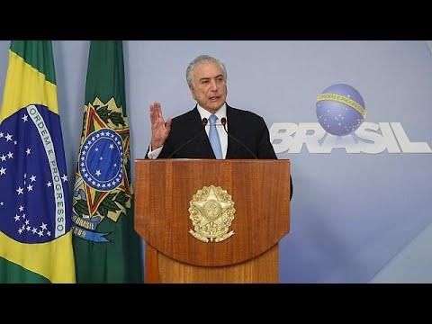 Βραζιλία: Η επιβίωση του Τέμερ