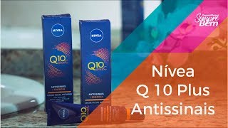 Nivea Q10 Plus C Antissinais