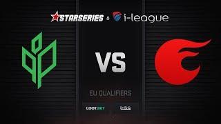 Sprout vs eXtatus, map 2 train, StarSeries i-League S5 EU Qualifier