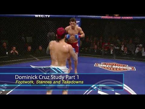 cruz - Add me on FB: https://www.facebook.com/bjjscout Follow me on Twitter: https://twitter.com/bjjscout Mini Breakdowns at: http://instagram.com/bjjscout# Part 1 of a study on Dominick Cruz's fighting...