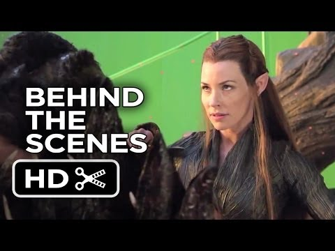 Production - Subscribe to TRAILERS: http://bit.ly/sxaw6h Subscribe to COMING SOON: http://bit.ly/H2vZUn The Hobbit: The Desolation Of Smaug - Production Vlog #12 (2013) P...