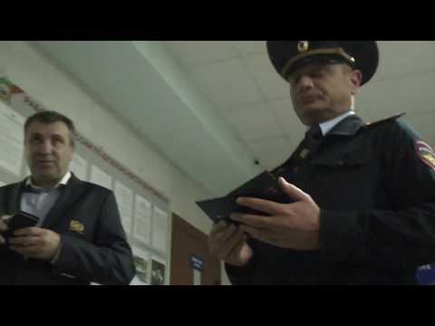 Адвокат в полицейском участке, видеосьемка запрещена или нет ?