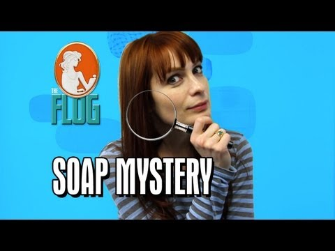 flog - In Monday's episode of The Flog, Felicia made Flog-themed soap. Tragically, the soap went missing. Felicia went searching for it, and uncovered the mystery o...