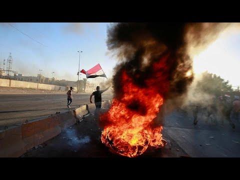 Irak: Mittlerweile über 70 Tote bei Protesten gegen korrupte Politiker