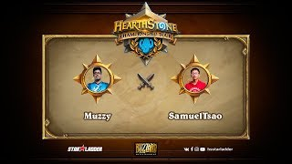 Muzzy vs SamuelTsao, game 1